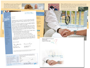 Hospice of Marion County Direct Mail Campaigns
