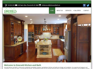 Emerald Kitchen and Bath