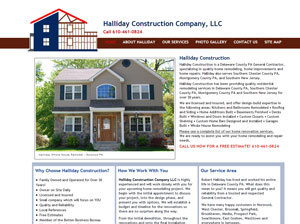 Halliday Construction