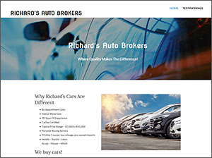 Richard's Auto Brokers